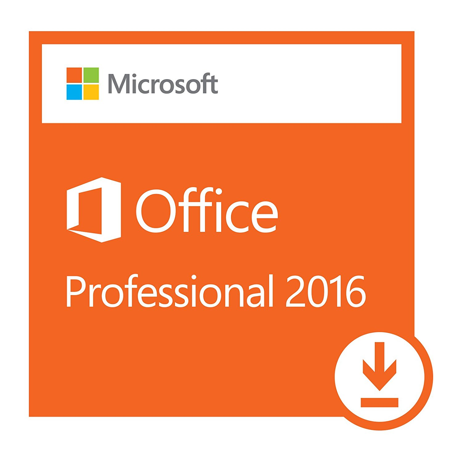 Microsoft Office Professional 2016 - 1 PC Download » MS OFFICE WORKS  Australia