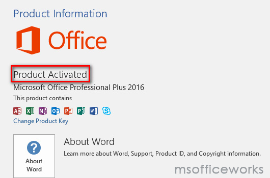 buy office 2016 product key