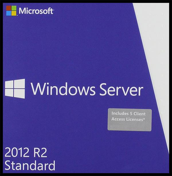 windows 2012 r2 standard