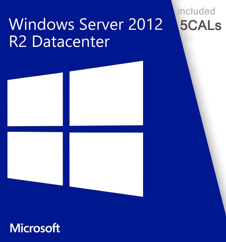Windows Server 2012 Datacenter For Sale